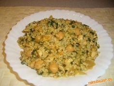 Bulgur na orientálny sposob - inšpirácia od Darinky - Darina B. ID 104195 Fried Rice, Bon Appetit, Detox, Fries, Food And Drink, Ethnic Recipes, Bulgur, Nasi Goreng, Stir Fry Rice