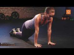 "The ""Bodyweight Basics"" Workout: 25 Minutes - YouTube"