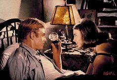 this property is condemned, robert redford, natalie wood, snow globe