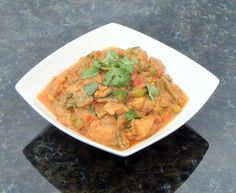 Korma, as most readers will probably know, is a mild dish which is traditionally laden with dairy products such as cream or yoghurt, both of which can be easily replaced with non-dairy versions. Ho...