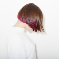 DaB | hair salon at omotesando daikanyama - STYLE:18 STYLE:BOB