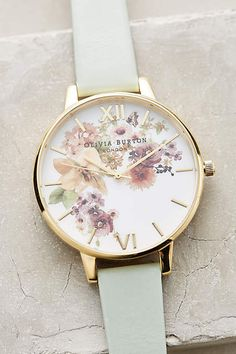 Flower Show Watch - anthropologie.com