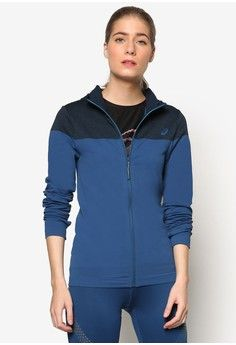 Seamless Jacket from Asics in blue_1
