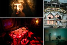 There's a haunted house so terrifying few people actually make it through! - OMG Facts