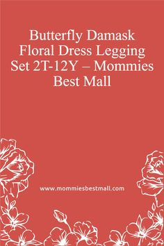 Cute Floral dress. Find matching outfit for girls from 2 to 12 years at Mommies Best Mall Fall Floral Dress, Cute Floral Dresses, All About Mom, Polka Dot Leggings, All About Pregnancy, Rose Applique, Baby Care Tips, Girls Boutique, Dresses With Leggings