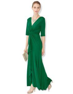 Cath Long Sleeved Maxi Dress