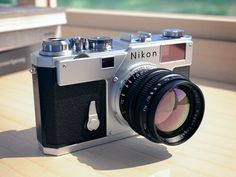 Nikon S3 Millennial (Link to a very thoughtful blog)