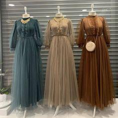 Hijab Evening Dress, Hijab Dress Party, Hijab Wedding Dresses, Evening Dresses, Hijab Fashionista, Modern Hijab Fashion, Muslim Fashion, Hijabi Gowns, Hijab Stile
