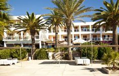 Hotel Ses Figueres Talamanca Ses Figueres Hotel is located in Talamanca Bay, Ibiza. It has an excellent setting by the beach.  This quiet hotel offers en suite rooms with air conditioning and satellite TV. Rooms also have a free ADSL internet connection.