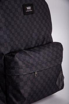 Vans Old Skool II Backpack - Black Charcoal Kanken Backpack fd3db8cb8d6a2
