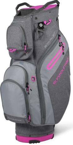 Check out what Loris Golf Shoppe has for your days on and off the golf course! Sun Mountain Ladies 2021 Starlet Golf Cart Bags - Assorted Colors