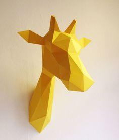 AssembliPaperFoldingGiraffe