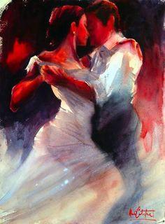 Alvaro Castagnet 1954   Uruguay   Expressive Watercolor painter   Tutt'Art@   Pittura * Scultura * Poesia * Musica  