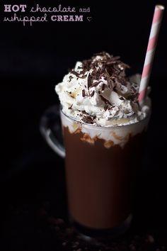 giroVegando in cucina - cioccolata in tazza