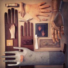 hand collection, tarlo & graham