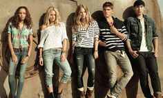 american eagle outifitter american clothing brand new york