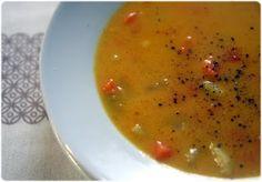 Tasca da Elvira: Soupe de carottes à la portugaise