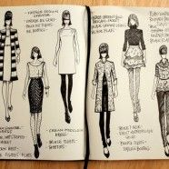 ... turning your fashion drawings into real clothing pieces or clothing accessories, like jewelry or handbags, is a great way to express yourself and possibly even impress your friends.  In addition to being fun and exciting, you may find that your hobby can turn into a profitable career opportunity. Don't forget to get your labels at www.rogenstudio.com/labelfactory.