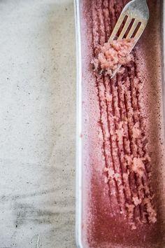 Grapefruit Star Anise Granita Recipe — Dishmaps