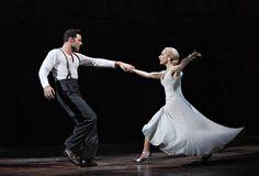 en Evita... #ricky Martin #ElenaRoger