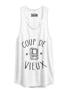"""Tunique """"Coup de Vieux"""""""