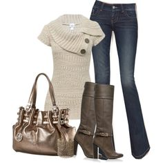 Blending in Standing Out - Polyvore