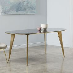 Arden Dining Table - Oval