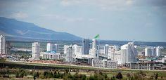 Turkmenistán - Asjabad