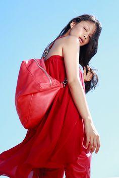 Bisous Magazine   Photography: Ilaria Taschini  Stylist: Karolina Gendek - D'Andrea  Model: Giwa @2day models management  Hair & Make-up Artist: Mariangela Palatini