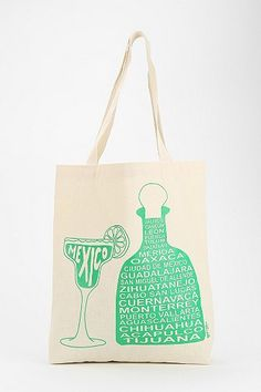 Maptote Destination Tote Bag