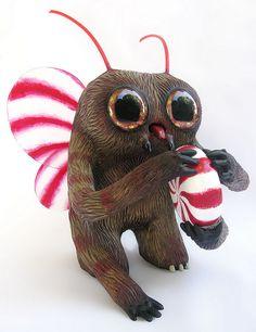 Starlight Moth, www.limon-art.com