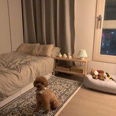 puppers nail design o que faz - Nail Desing Room Design Bedroom, Small Room Bedroom, Room Ideas Bedroom, Korean Bedroom Ideas, Small Bedroom Designs, Small Room Decor, Room Ideias, Appartement Design, Aesthetic Room Decor