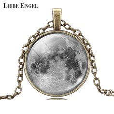 Find More Pendant Necklaces Information about LIEBE ENGEL galaxy pendant necklace glass cabochon necklace art picture antique Bronze silver chain necklace necklace jewelry,High Quality jewelry stainless,China necklace jewelry box Suppliers, Cheap necklace jewelry display from LIEBE ENGEL Official Store on Aliexpress.com
