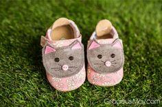 Pink Cora Kitty Mary Jane