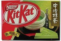 緑茶キットカット