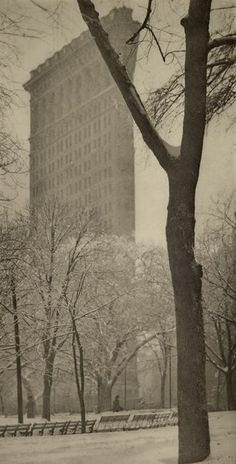 "Alfred Stieglitz.- Platinum or platinotype.  ""Father of American Modern Photography"""