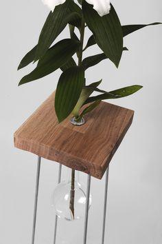 Деревянные столы на Behance