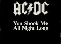 ACDC - Ah....memories of Michigan State - not much studying done, but SO much fun!