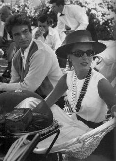 Warren Beatty & Natalie Wood.