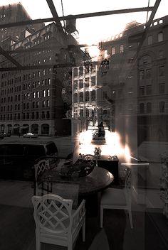 NY- Gallery Windows in Tribeca