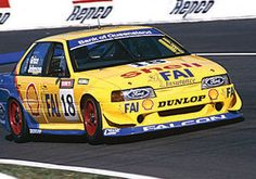 Dick Johnson Racing Falcon EB