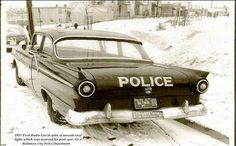 @BaltimorePolice 1957