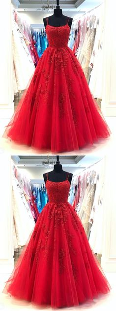 Burgundy Long Prom Dress with Applique and Beading,Fashion Dance Dress,Winter Formal Dress - Gowns - Kleider Long Prom Gowns, Ball Gowns Prom, Red Ball Dresses, Winter Formal Dresses, Dress Winter, Dress Formal, Sweetheart Dress, Lace Evening Dresses, Applique Dress
