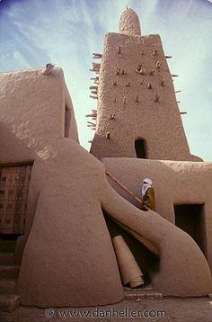 Sankore University, Timbuktu. Mali, West Africa