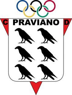 1949, CD Praviano (Pravia , Asturias, España) #CDPraviano #Pravia #Asturias (L18864) Champions, Team Logo, Playing Cards, Soccer, Football, Sports, Animals, Badges, Spain