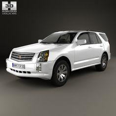 Buy Cadillac SRX 2005 by on The model was created on real car base. It's created accurately, in real units of measurement, qualitatively and m. Volkswagen Routan, Car 3d Model, Board Game Design, Cadillac Srx, Mk1, 3d Design, Hot Wheels, Vehicles, American