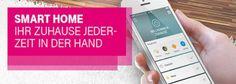 Telekom Smart Home | Eine Smart Home Plattform für Europa Die Deutsche Telekom möchte mit offener Telekom Smart Home Architektur und starken Partner Europas führende SmartHome Plattform schaffen. Erweiterung um HomeMatic IP, DECT ULE und Eclipse Foundation #smarthome #telekom #houseautomation #news #zigbee #homematic #eclipse #dect