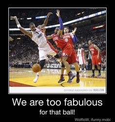 Too fabulous, so stupid but I'm totally laughing!