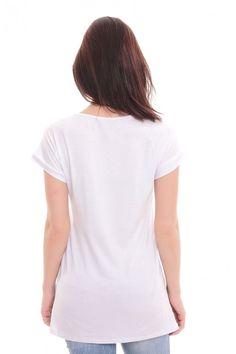 Футболка А5699 Размеры: 44-46, 48-50 Цена: 375 руб.  http://optom24.ru/futbolka-a5699/  #одежда #женщинам #футболки #оптом24