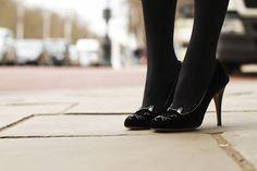 *sapato de gatinho  Charlotte Olympia